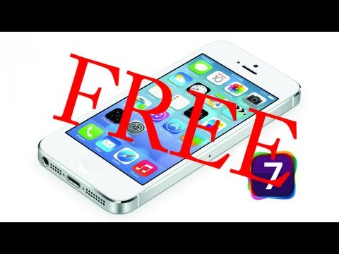 How to get iOS 7 on your iDevice Without Registering your UDID!