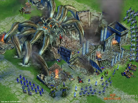 Age of Mythology Titans Theme