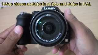 Panasonic Lumix DMC FZ200_Unboxing and Overview