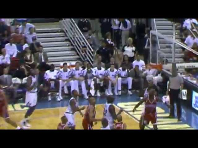 Shaq Attacks For 30 Against the 76ers in '94-'95 Home Opener - League Pass Look Back