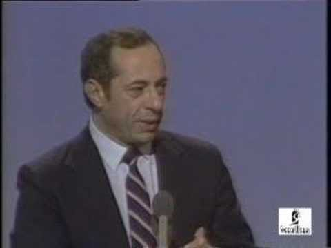 Mario Cuomo's 1984 Convention Speech