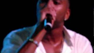 GINUWINE - SINGING ACAPELLA