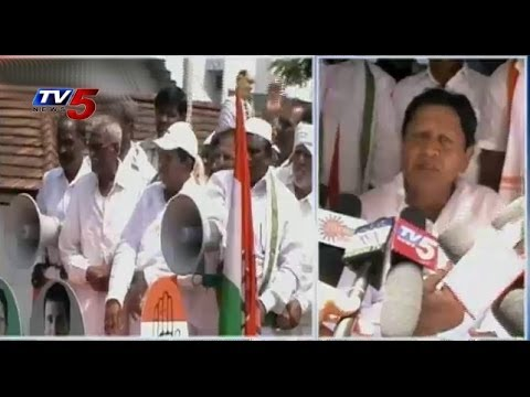 Congress Leader Sudarshan Reddy Sensational Comments On KCR