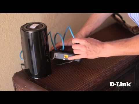 How to set up D-Link DIR-868L