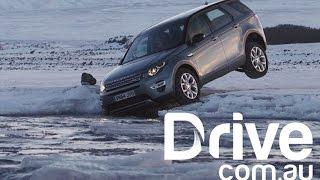 2015 Land Rover Discovery Sport Review | Drive.com.au
