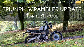 Triumph Scrambler 1200XE  - Update - What's it like to live with?