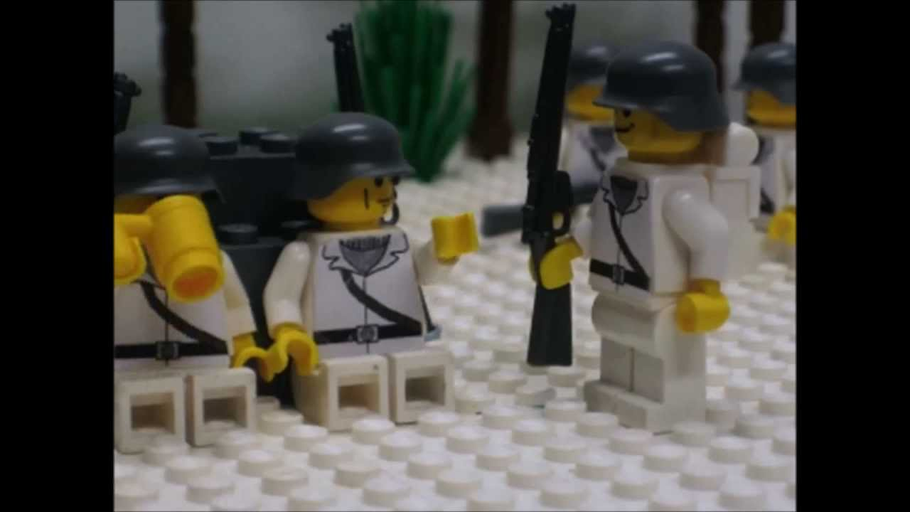 LEGO WWII - The Winter War (UNFINISHED) - YouTube