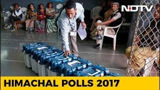 Assembly Election Results 2017: BJP Leads In Himachal Pradesh