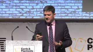 KEYNOTE Innovations and trends in global payments from Garry Lyons | CIO | MasterCard