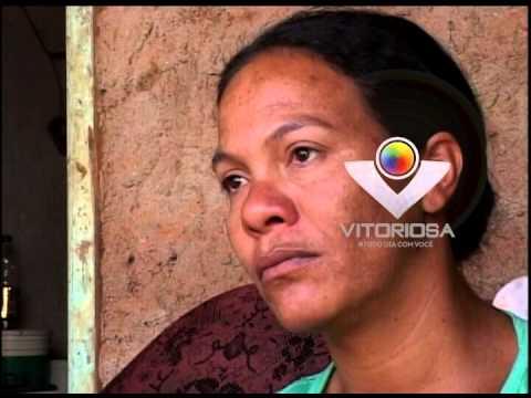 Família não consegue oportunidades em Araguari e passa por dificuldades Parte 2
