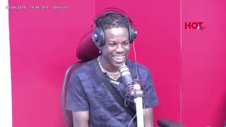 Rema Says He Is Already Getting Bad Energy From Friends