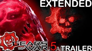 Gears Of War 5 EXTENDED HD Trailer E3 2018 Game