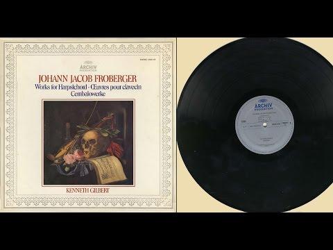 Johann Froberger - Suite In A Minor 3 Sarabande