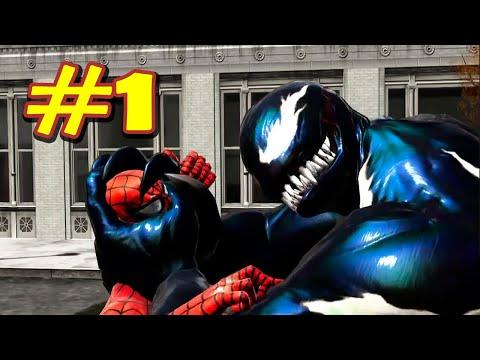 Прохождение Spider-man: Web of Shadows эпизод 1