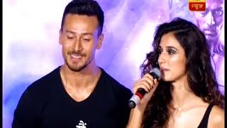 Baaghi 2: LOVE was gleaming when Disha Patani and Tiger Shroff were promoting film