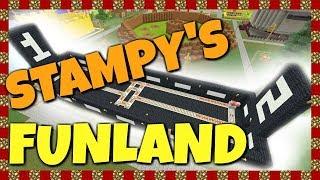Stampy's Funland - Pig Pong (Pigless Pong)