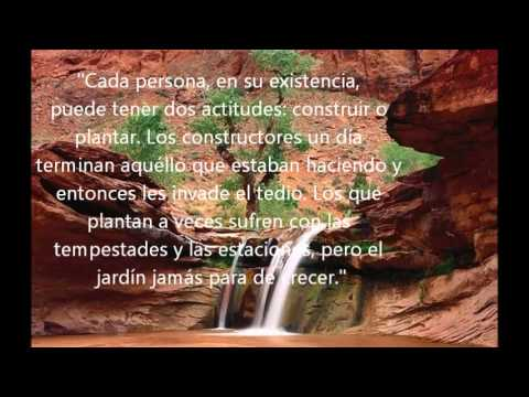 Reflexiones de Paulo Coelho - YouTube