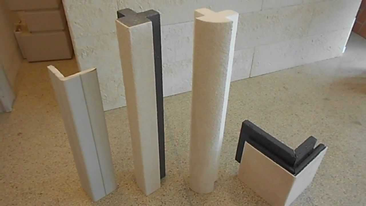 Tipologie 3 metodi soluzioni angolari wall system cappotto termico corazzato youtube - Miglior materiale per finestre ...