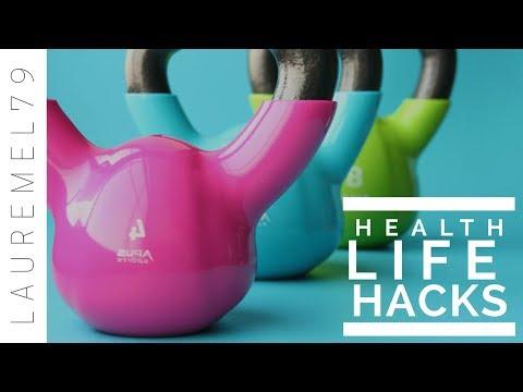 6 (More) Health Life Hacks!