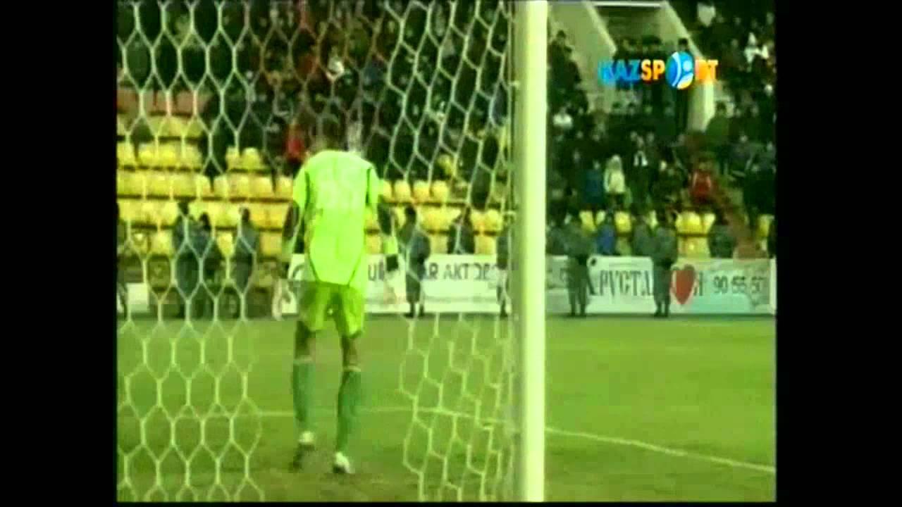 FK Aktobe Lento 3-0 Lokomotiv Astana