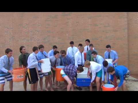 McQuaid Jesuit Volleyball Team - ALS Ice Bucket Challenge