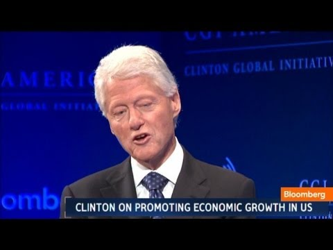 Bill Clinton: Don't Think We Should Send Troops to Syria