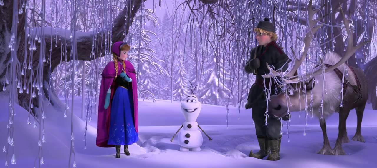 Frozen O Reino Do Gelo Trailer 2 PT PT HD YouTube