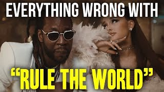 "Everything Wrong With 2 Chaniz - ""Rule the World ft. Ariana Grande"""