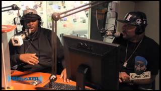 Ed Lover Show - Erick Sermon Interview