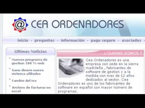 descarga de software gratis presentacion Cea Ordenadores