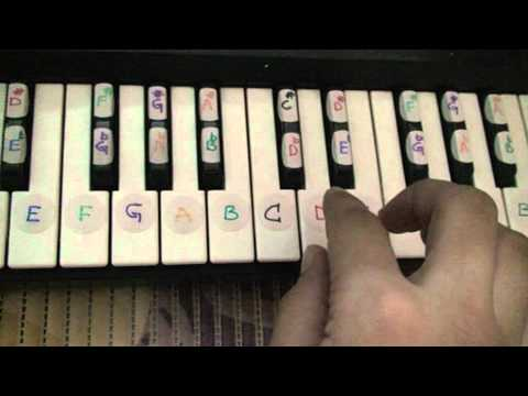 How To Play Google Google Thupakki Song In Keyboard