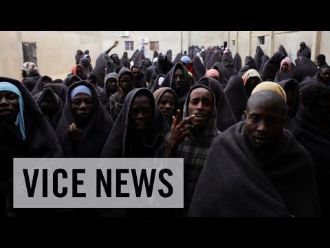 Migrant Prisons of Libya: Europe or Die (Trailer)