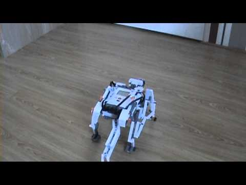 The NXT 2.0 Lizard - LEGO MINDSTORMS Robot