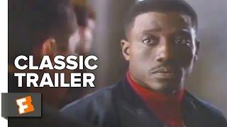 Passenger 57 (1992) Official Trailer #1 - Wesley Snipes Thriller