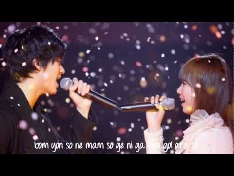 Dream High Ost - Maybe - Sun Ye (simple easy Lyrics) video