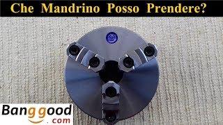 Mandrino Autocentrante Con Griffe Reversibili | Banggood