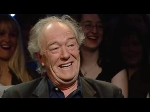 Michael Gambon Returns! Interview & Lap - Top Gear - Bbc