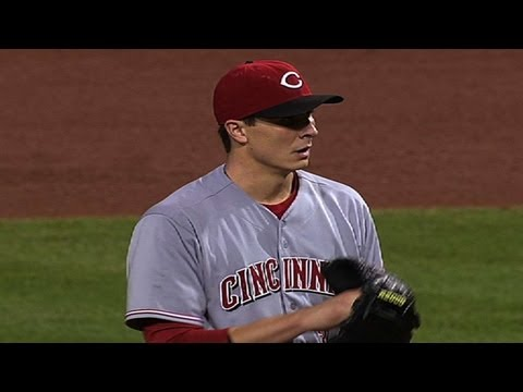 Bailey throws 16th no-no in Reds history