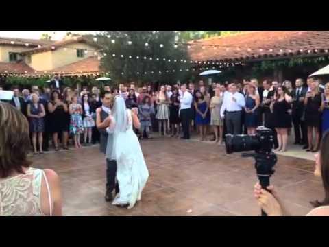 Wedding First Dance- Santa Barbara Historical Museum DJs