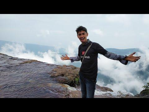 বলক অলপমান সৰগৰ পৰা ফুৰি আহো - Shillong to Cherrapunji