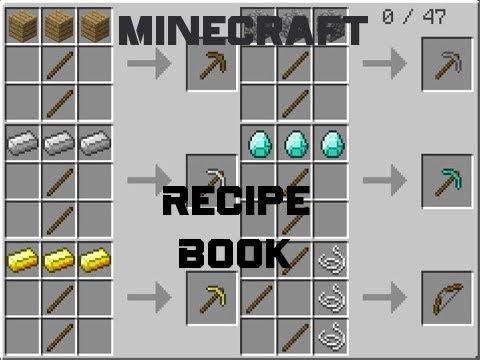 Minecraft 1.5.2 Recipe Book Mod Vorstellung+Installation Deutsch|HD