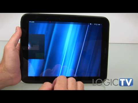 HP TouchPad Video Review
