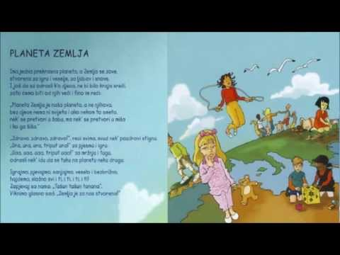 Planeta zemlja : Pjesme i priče za djecu