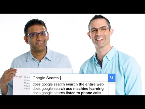 Google Search Team Answers the Web's Most Searched Questions | WIRED thumbnail