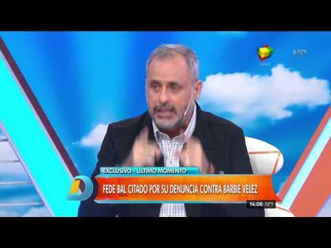 """Tensión en """"Intrusos"""" entre Jorge Rial y Marina Calabró: el exabrupto del conductor"""