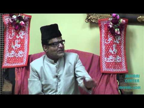 23rd Ramazan 1434 Maulana Abid Bilgrami