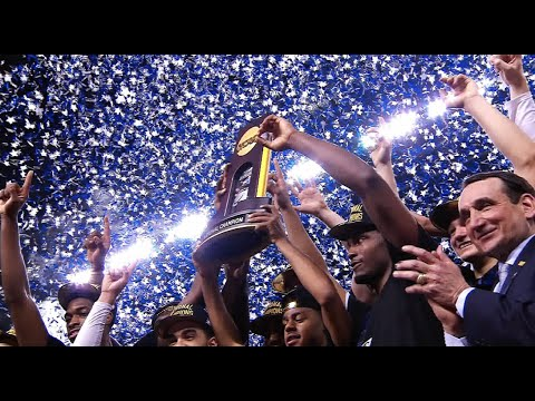 One Shining Moment - 2015 NCAA March Madness
