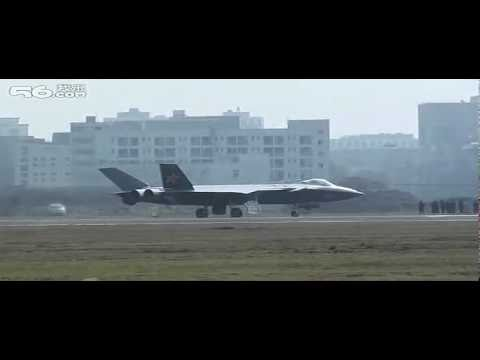 J-20 j-xx China Stealth Fighter New Video video