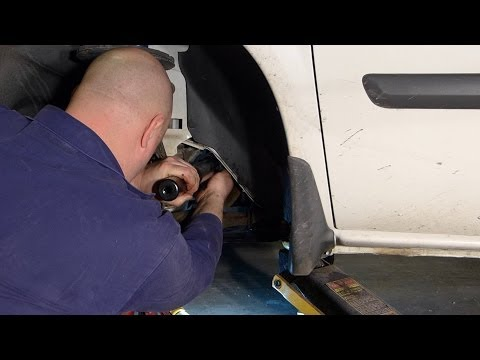 2006 Dodge Grand Caravan easy inner ball joint replacement