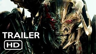 Transformers 5: The Last Knight Trailer #2 (2017) Mark Wahlberg Action Movie HD